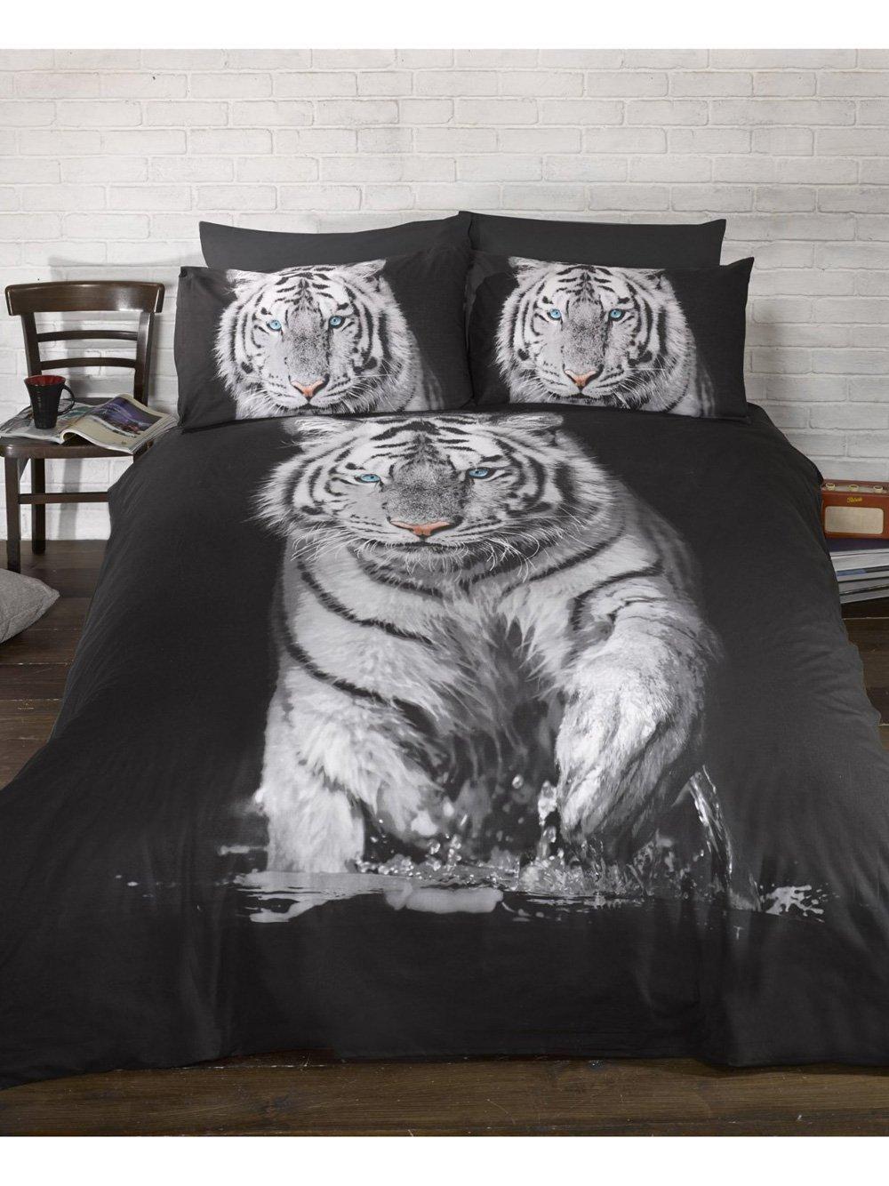 Housse Couette Tigre