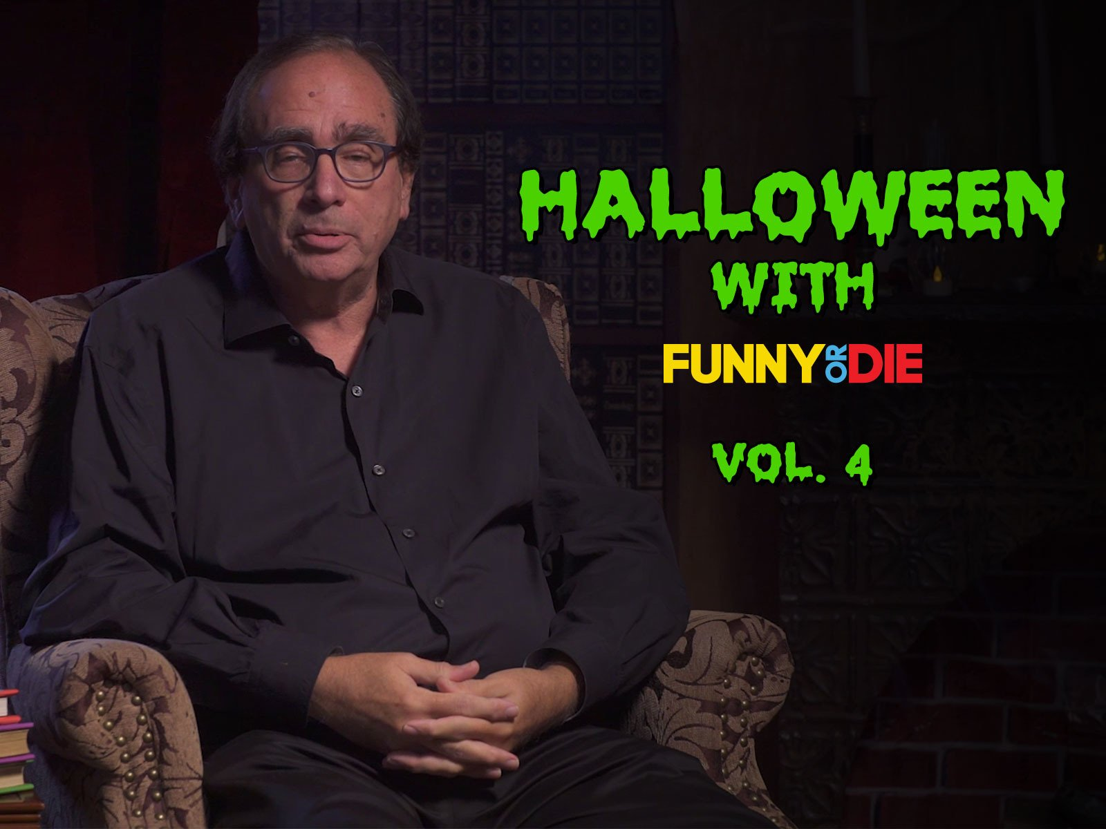 Halloween With Funny Or Die - Season 4