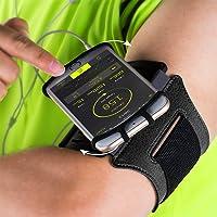VUP 180 Rotatable Reflective Workout iPhone Armband