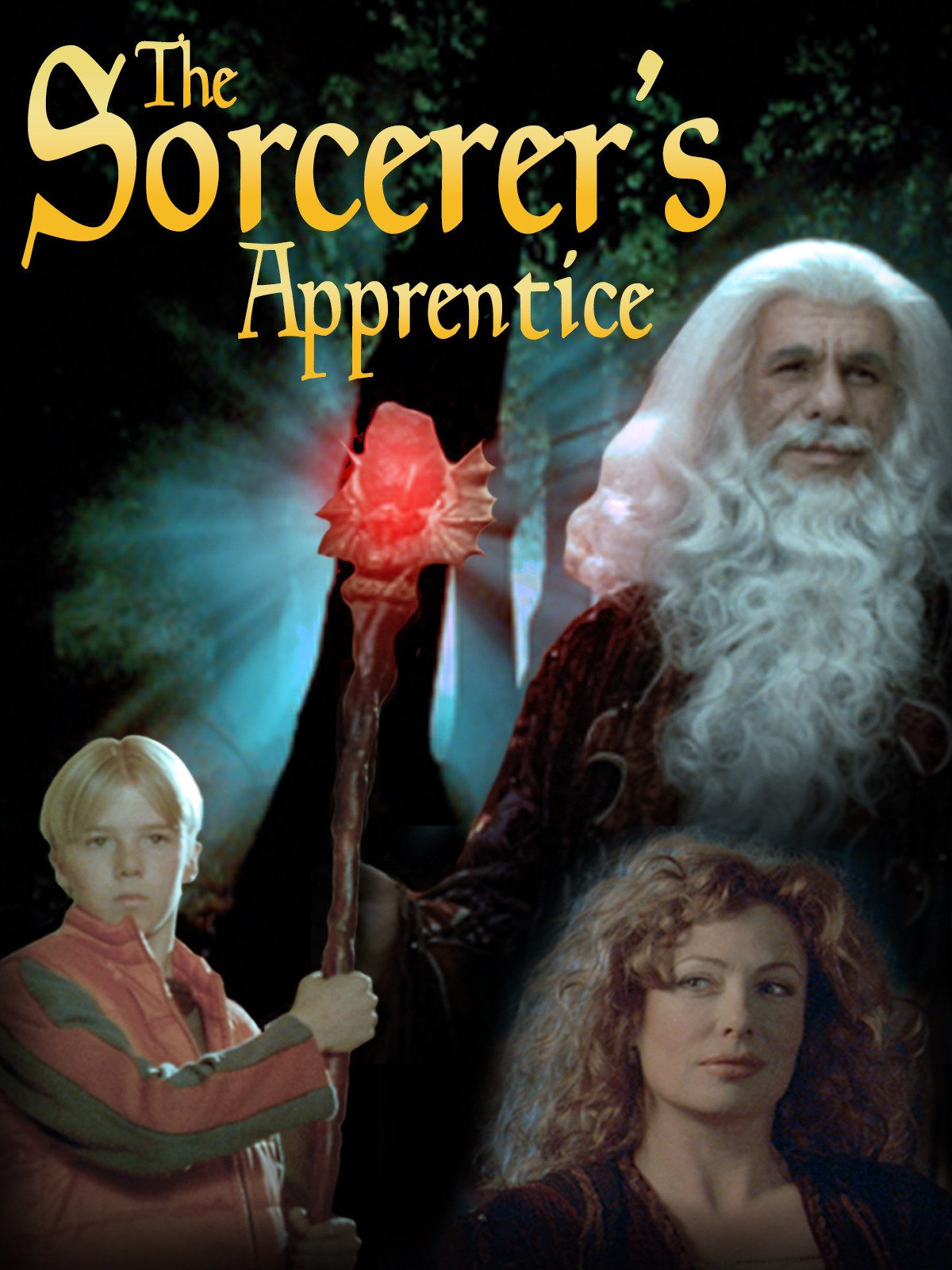 The Sorcerer's Apprentice on Amazon Prime Instant Video UK