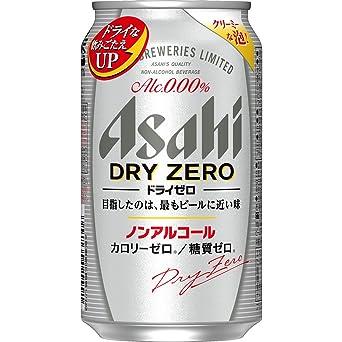 【クリックで詳細表示】【取得NG】アサヒ ドライゼロ ノンアルコール 350ml×24本: 食品・飲料・お酒