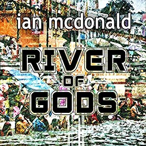 River of Gods Audiobook