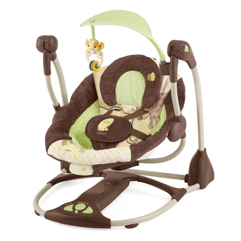 Disney Premier Convert Me Swing-2-Seat, The Lion King