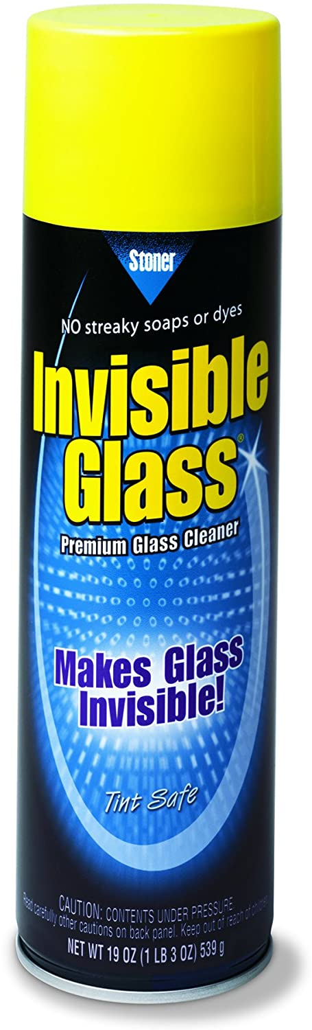 Stoner Invisible Glass Cleaner - 19 oz