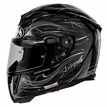 AIROH casque intégral gP500 cOSMOS kevlar ®/carbone-noir