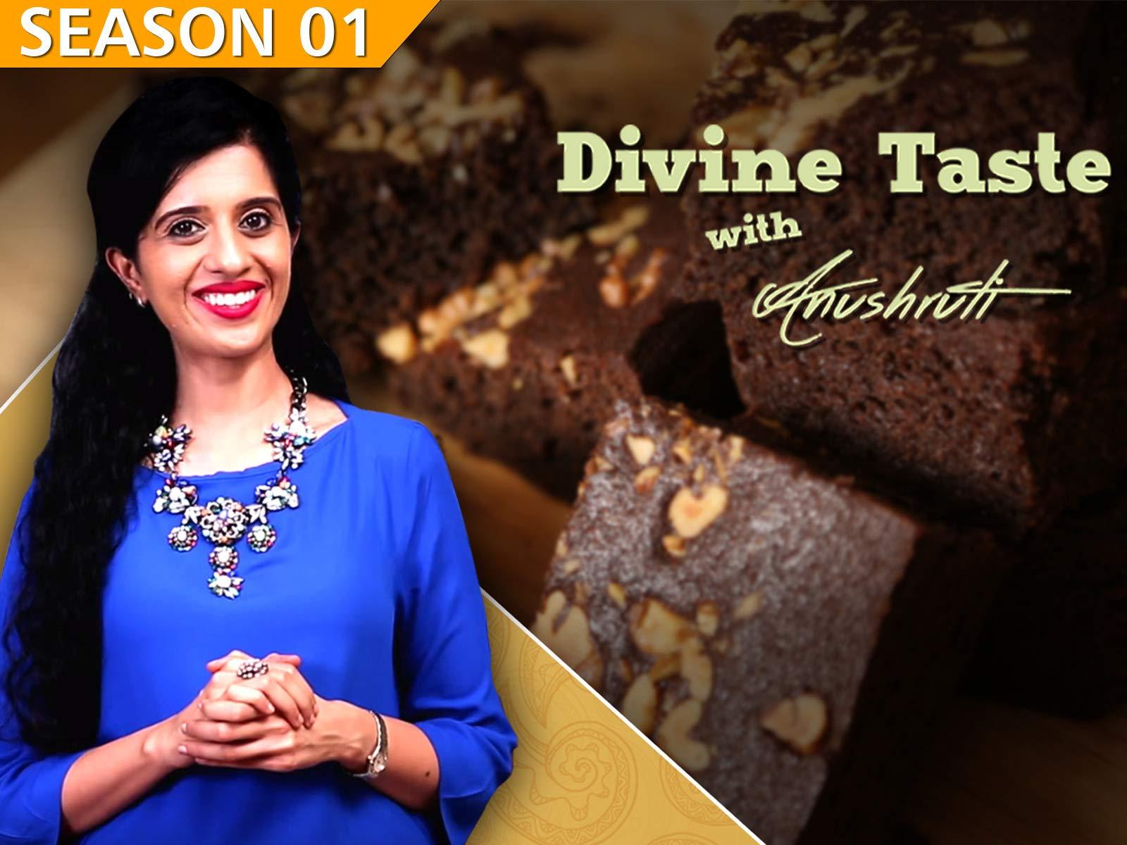 Clip: Divine Taste With Anushruti - Season 1