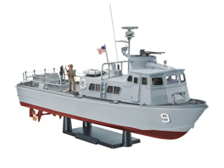 Revell - 65122 - Maquette - Model Set Us Navy Swiftboat