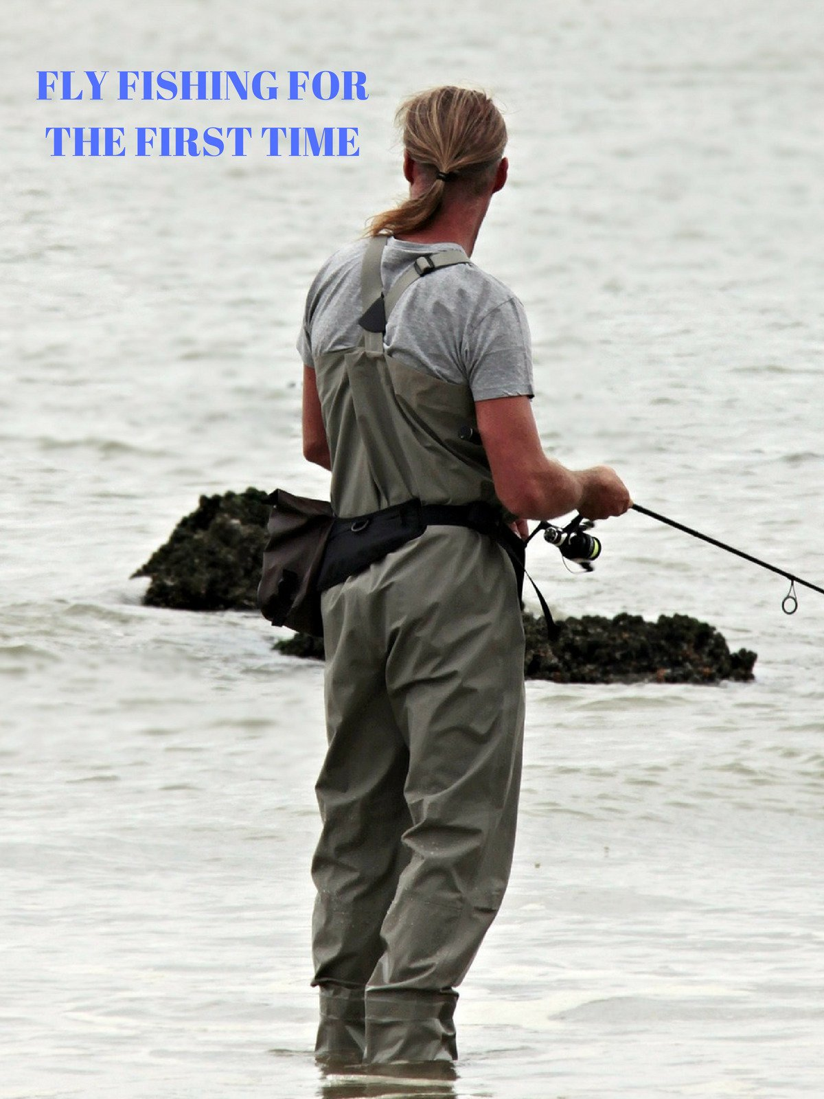 Clip: Fly Fishing For The First Time