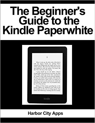 The Beginner's Guide to the Kindle Paperwhite
