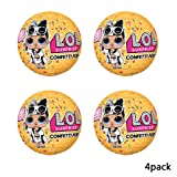LOLConfetti Pop- Series 3 - 4 PACK