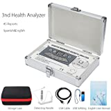 EHM Quantum Magnetic Resonance Body Analyzer® | Non-Invasive, Whole Body Health Scanner | 45 Reports In English & Spanish