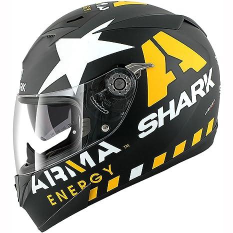 Shark - Casque moto - Shark S700 PINLOCK Redding Replica Mat KYW