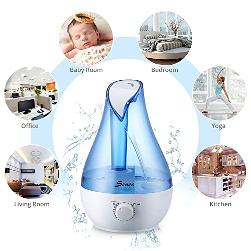 Seneo Ultrasonic Humidifier