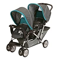 Graco DuoGlider Classic Connect Stroller Review - Double Umbrella Stroller Guide
