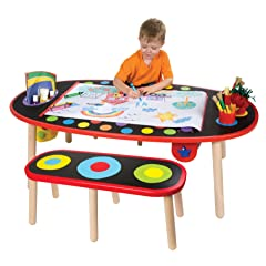 ALEX® Toys Artist Studio Super Art Table /W Paper <a style=