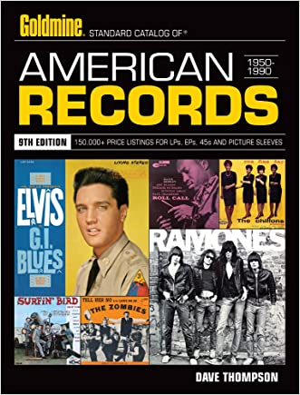 Standard Catalog of American Records written by Dave Thompson