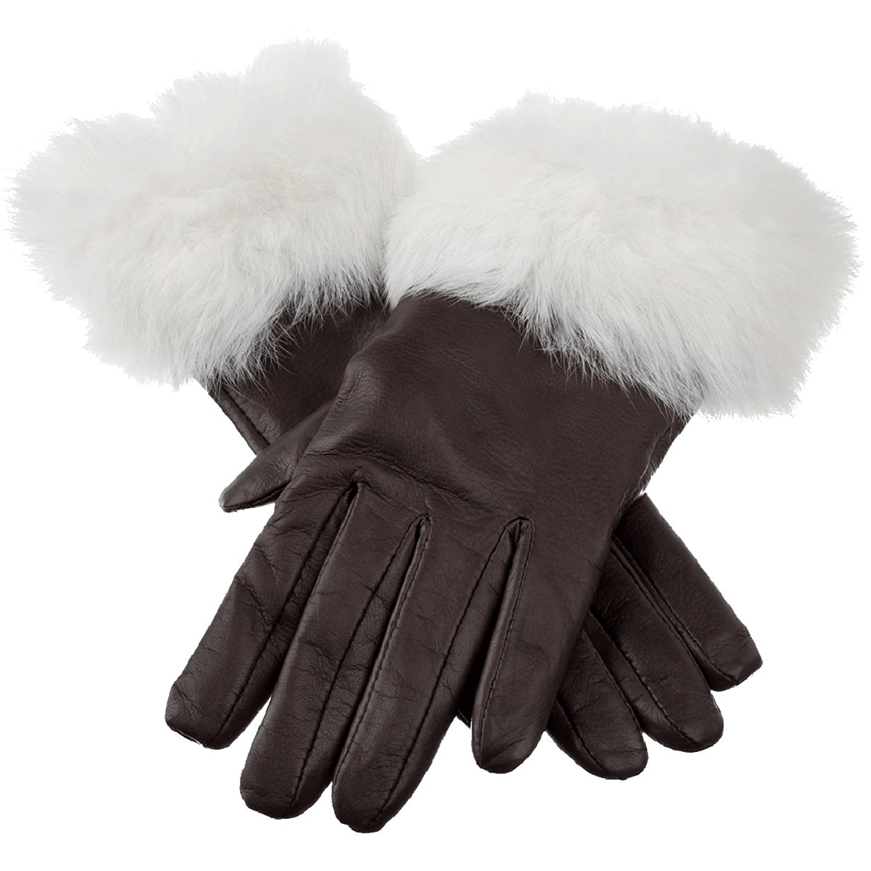 Lundorf Franca Damen Handschuhe Kaninchenfell