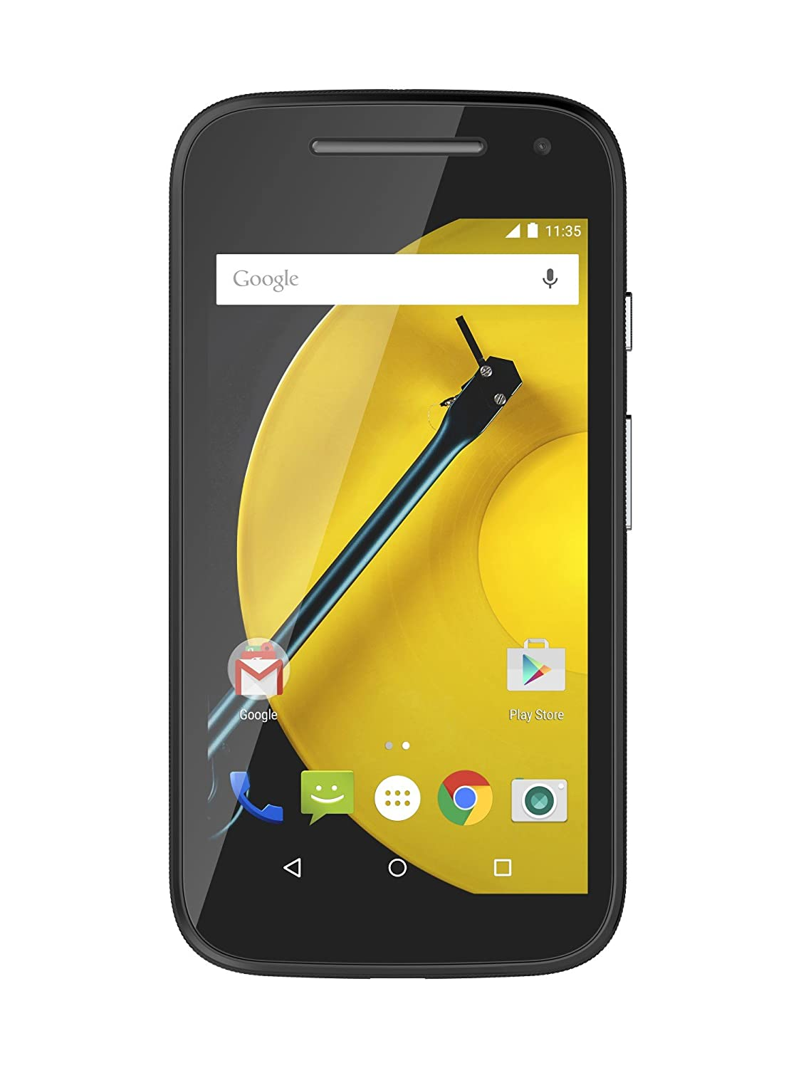 Motorola Moto E (2nd Generation) 4G LTE Unlocked Phone