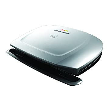 George Foreman GR2144P 9 Serving Classic Plate Grill