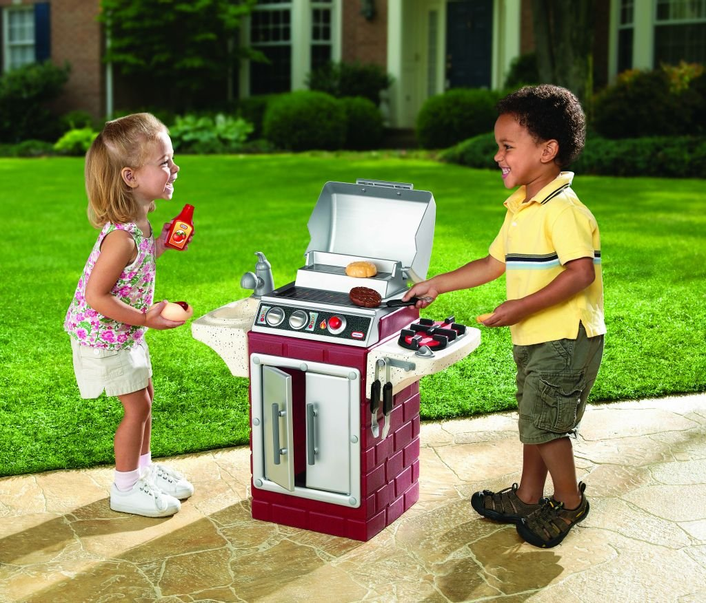 An Image of Little Tikes Get Out N Grill