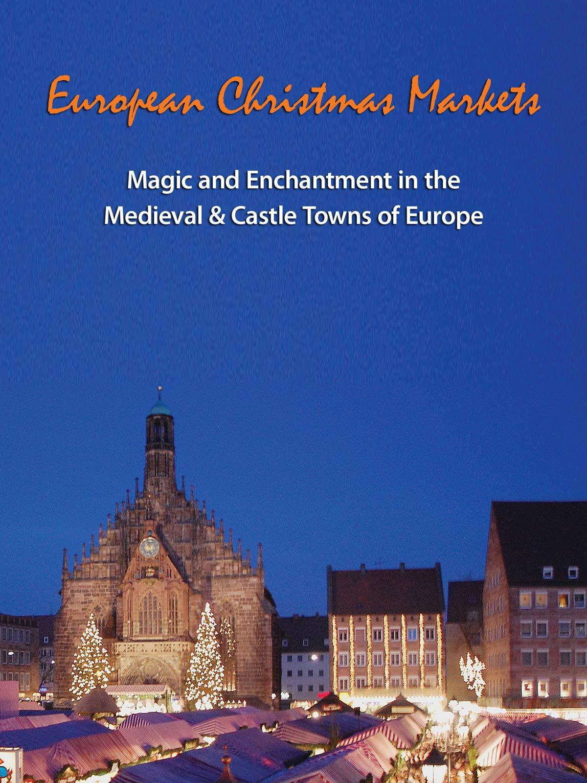 European Christmas Markets on Amazon Prime Video UK
