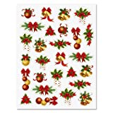 CURRENT It's Christmas Time Stickers - 2 Sticker Sheets