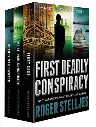 First Deadly Conspiracy - Thriller Box Set (McRyan Mystery Series, Books 1-3)
