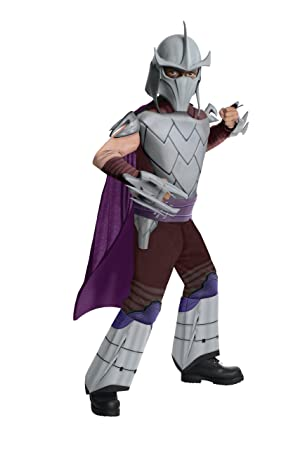shredder costumes for boys