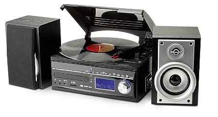 Soundmaster MCD 1700 Système Audio
