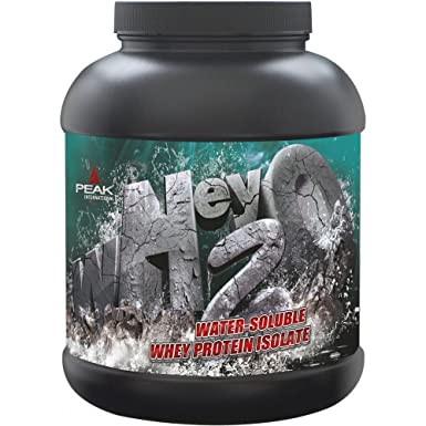 Peak Whey2O Tropical Punch - Whey Protein Isolat, 907g