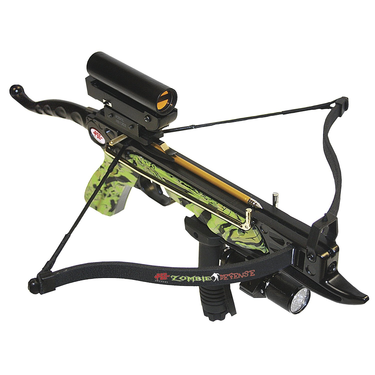 PSE Zombie Defense crossbow