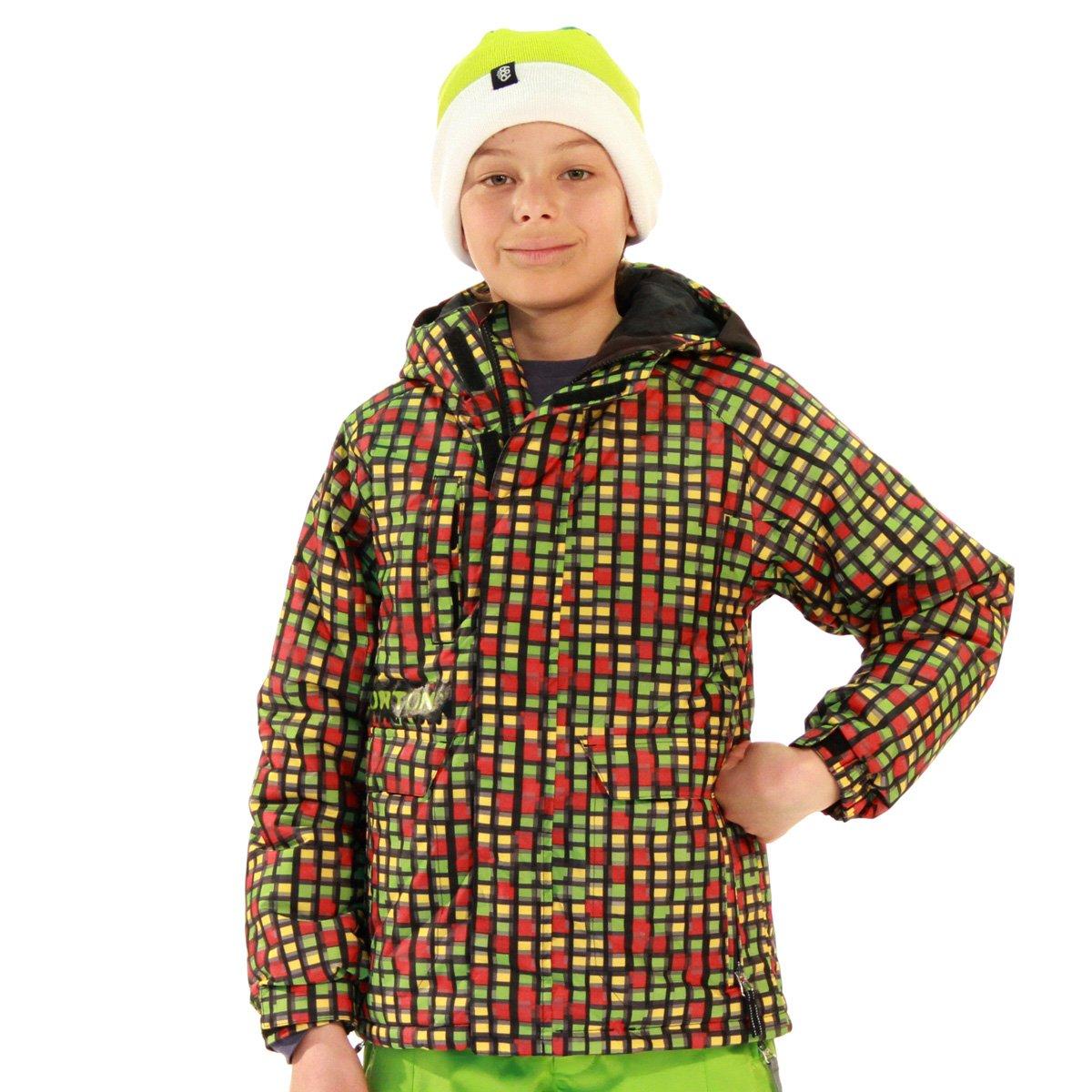 BURTON Kinder Snowboardjacke Boys Kinder SLUDGE jetzt kaufen