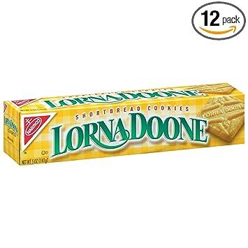 Nabisco Lorna Doone Shortbread  Nabisco Shortbread Cookies