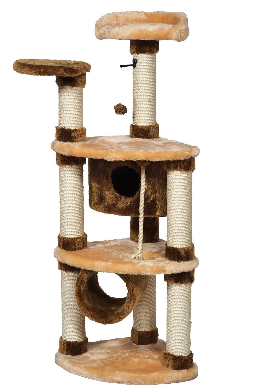 nobby kratzbaum f r katzen santos katzenkratzbaum meiner meinung nach kratzbaum wand. Black Bedroom Furniture Sets. Home Design Ideas