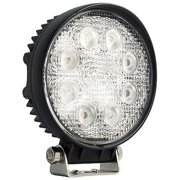 lampe led 24w projecteur projecteur spot id al pour v hicule tout terrain chantier phare. Black Bedroom Furniture Sets. Home Design Ideas