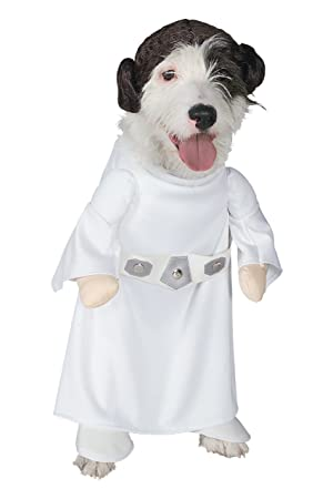 Princess Leia Dog Costumes