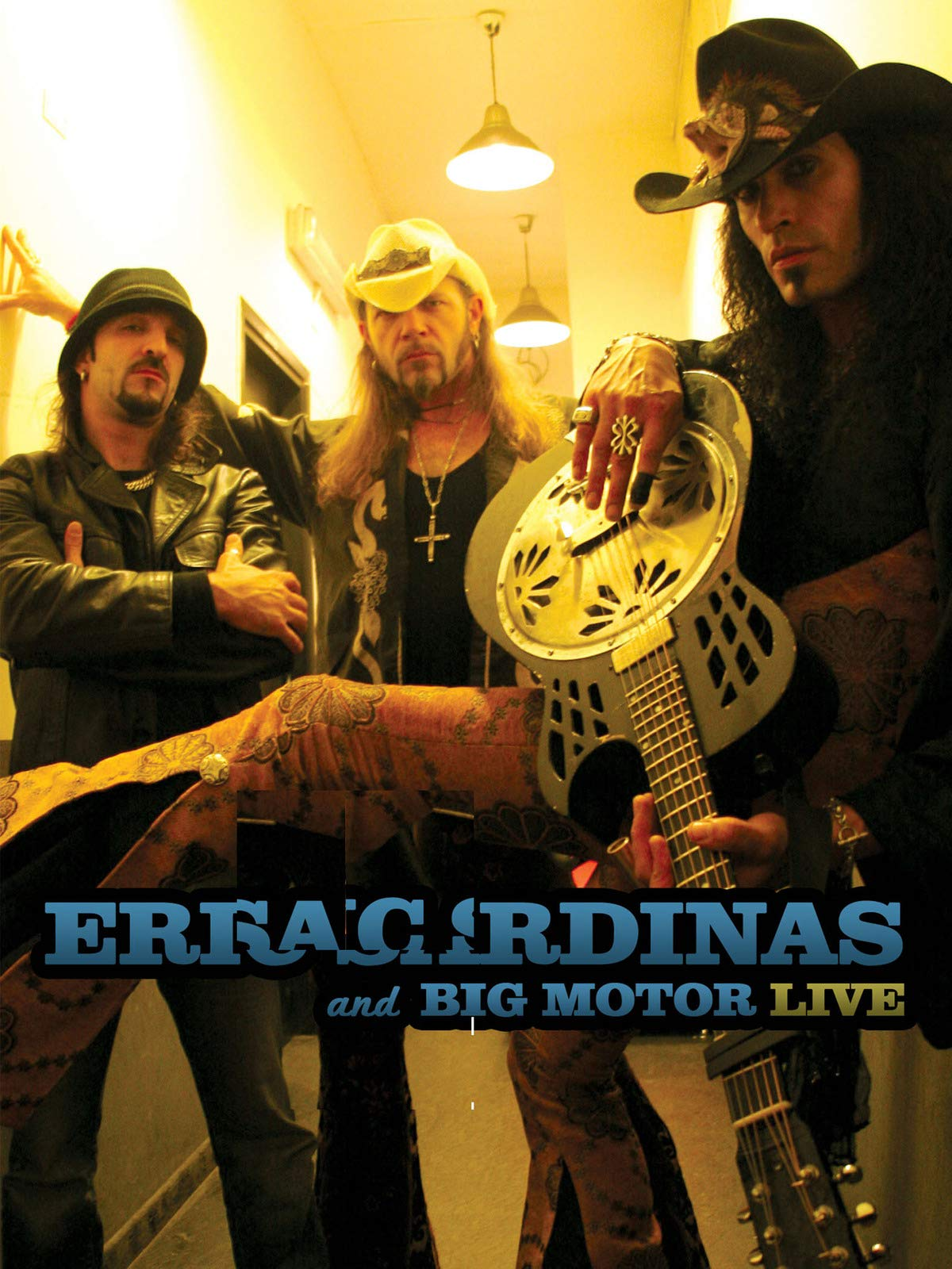Eric Sardinas and Big Motor - Live on Amazon Prime Video UK