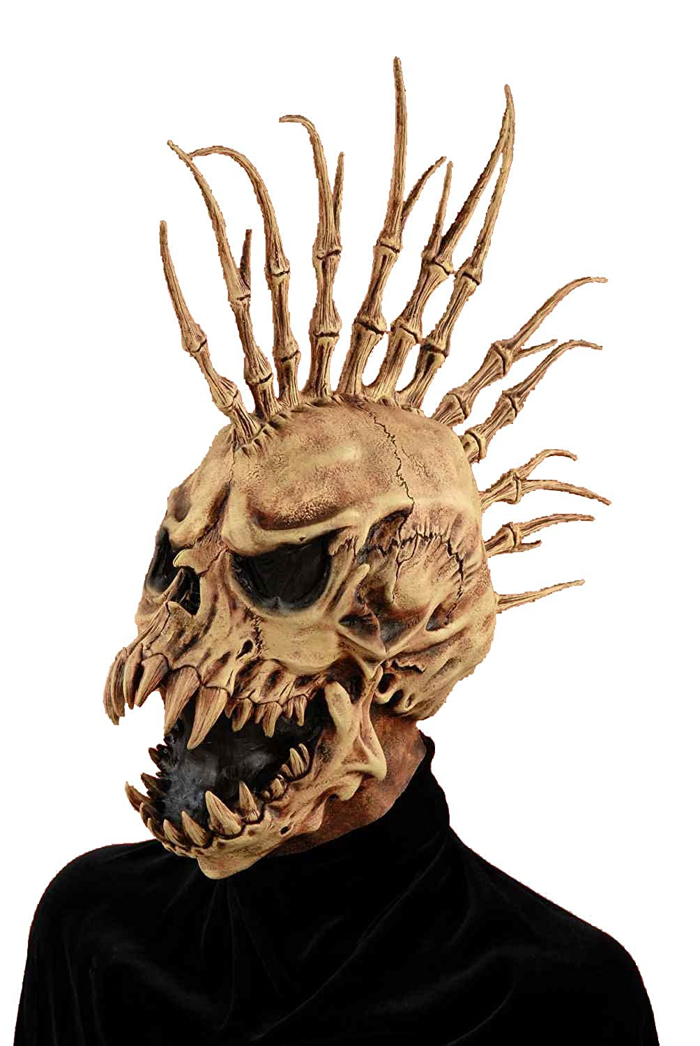 Demon Skull Mask Skull Adult Costume Mask