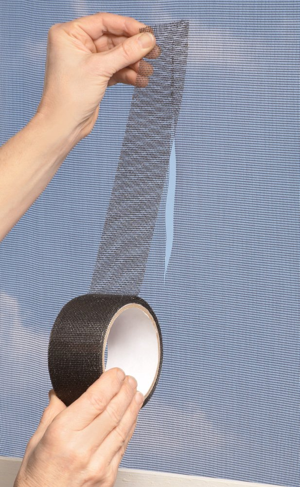Amazon.com - Window Screen Repair Tape - Replacement Cell Phone Parts
