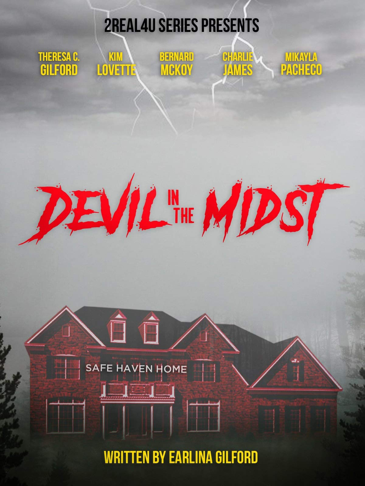 2REAL4U Presents Devil In The Midst The Pilot