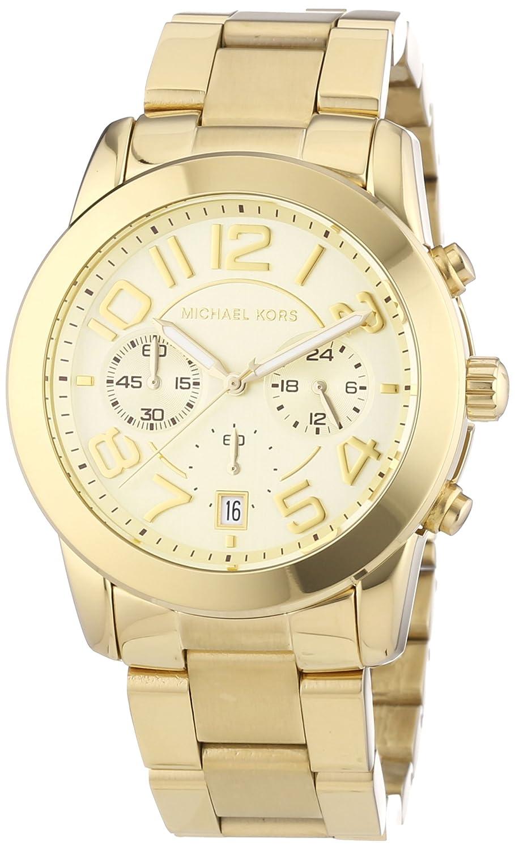 Michael Kors Damen-Armbanduhr Mercer Chronograph