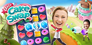 Crazy Cake Swap by Zynga Game Network