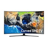 Samsung Electronics UN49MU7500 Curved 49-Inch 4K Ultra HD Smart LED TV (2017 Model) (Tamaño: 49-Inch)