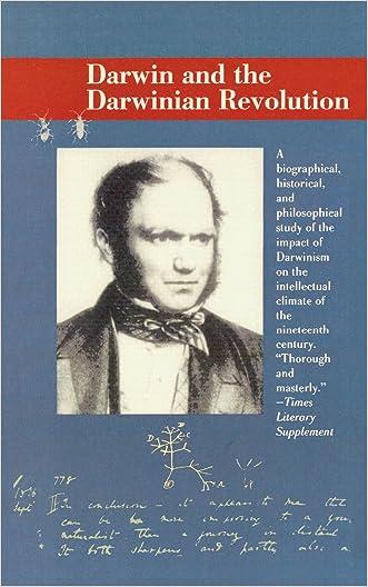 Darwin and the Darwinian Revolution