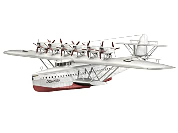 Revell Dornier Do X 1:144 Plastic Kit