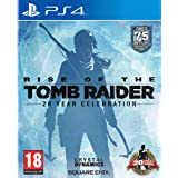 PS4 RISE OF THE TOMB RAIDER: 20 YEAR CELEBRATION [LIMITED ARTBOOK EDITION] (EURO)