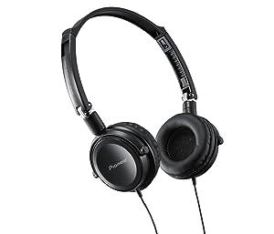 Pioneer SE-MJ511-K - Auriculares de diadema abiertos, negro  Electrónica Más información y revisión del cliente