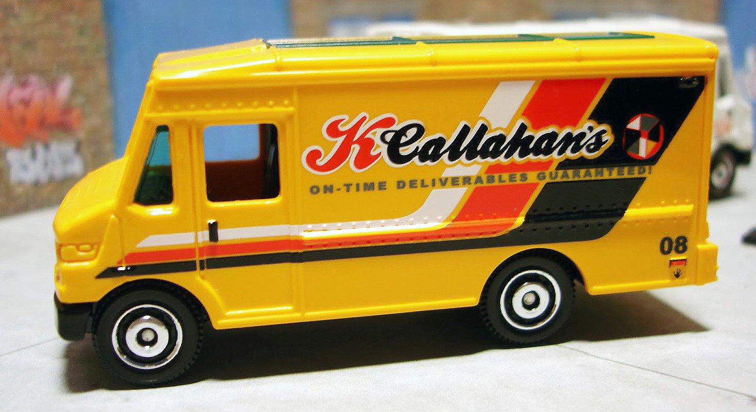 Matchbox Autos – 60. Jahrestag Sammlung – Express P500 Lieferwagen – K. Callahan on Time Lieferungen garantiert günstig bestellen
