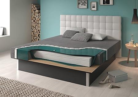 Wasserbett Easy Mono 140 x 200 cm bis 200 x 220 cm verfugbar - SuMa Wasserbetten SOFORT LIEFERBAR