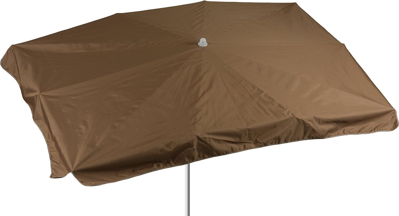 beo Sonnenschirme wasserabweisender, rechteckig, 130 x 200 cm, sand jetzt bestellen